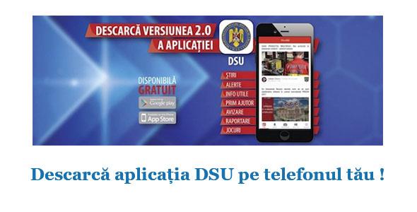 Aplicatia DSU